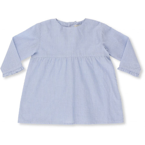 Konges Sløjd Umami Dress // Striped Navy by Konges Sløjd - Mini Pop Style