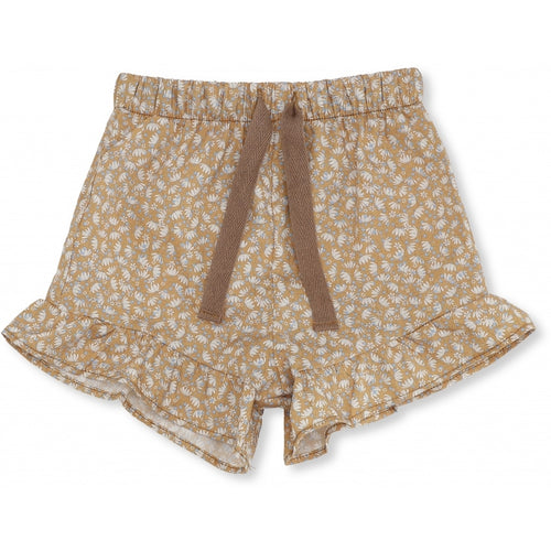 Konges Sløjd Hasla Shorts  // Melodie Dark Honey - Mini Pop Style