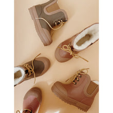 Load image into Gallery viewer, Konges Sløjd Thermo Boots // Choco Bean