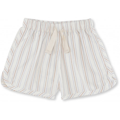 Konges Sløjd Visno Shorts  // Vintage Stripes - Mini Pop Style
