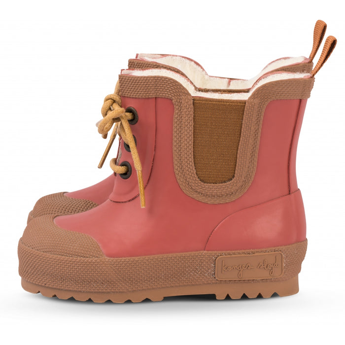 Konges Sløjd Thermo Boots // Rose Blush