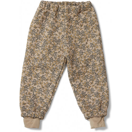Konges Sløjd Thermo Pants Jersey // Orangery Beige
