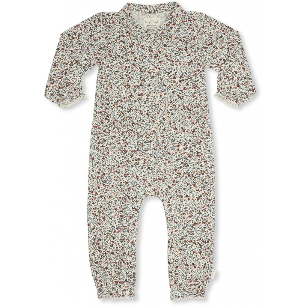 Konges Sløjd Onesie With Collar // Louloudi by Konges Sløjd - Mini Pop Style