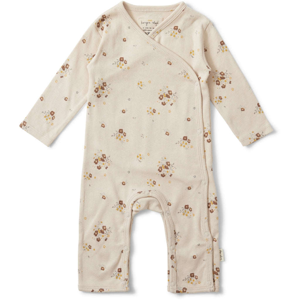 Konges Sløjd New Born Onesie // Nostalgie Blush