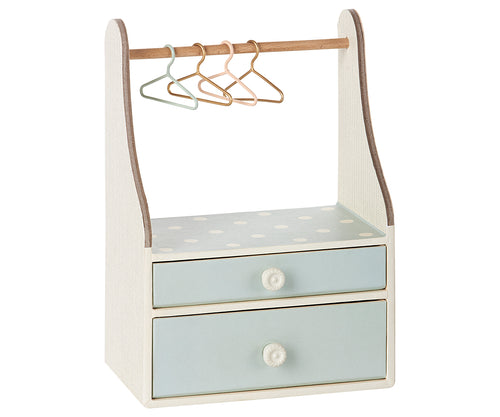 MAILEG Wardrobe Dresser // Mint by MAILEG - Mini Pop Style