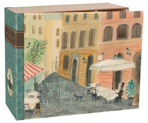 MAILEG Mouse Book House by MAILEG - Mini Pop Style