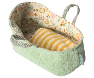 MAILEG Carry Cot My // Mint by MAILEG - Mini Pop Style