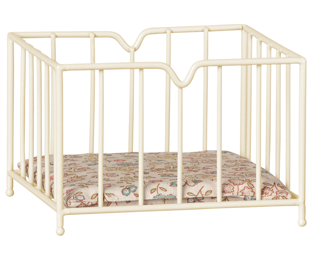 MAILEG Playpen Micro // Off-white by MAILEG - Mini Pop Style