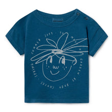 Load image into Gallery viewer, BOBO CHOSES T-Shirt Daisy Linen by BOBO CHOSES - Mini Pop Style