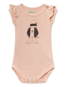 BOBO CHOSES Paul's Short Sleeve Body by BOBO CHOSES - Mini Pop Style
