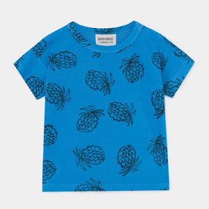 BOBO CHOSES All Over Pineapple T-shirt