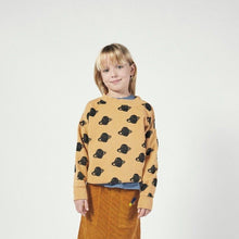 Load image into Gallery viewer, BOBO CHOSES All Over Big Saturn Sweatshirt by BOBO CHOSES - Mini Pop Style