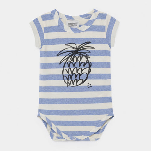 BOBO CHOSES Pineapple Short Sleeve Body