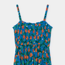 Load image into Gallery viewer, BOBO CHOSES All Over Oranges Smocked Overall