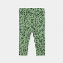 Load image into Gallery viewer, BOBO CHOSES All Over Leopards Green Leggings by BOBO CHOSES - Mini Pop Style
