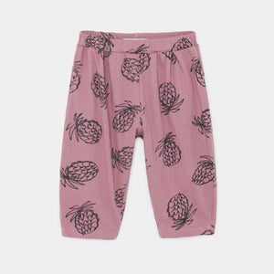 BOBO CHOSES All Over Pineapple Jersey Trousers