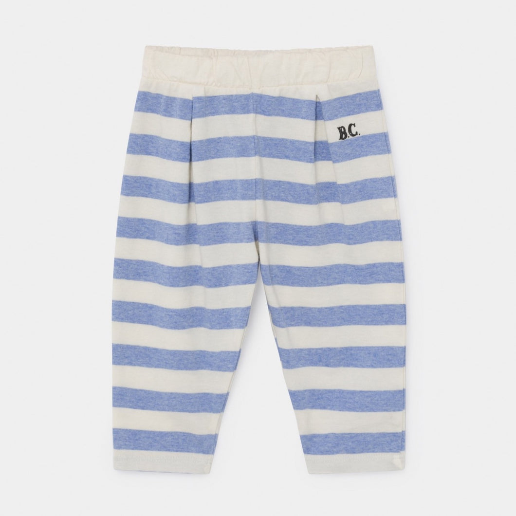 BOBO CHOSES BC Striped Jersey Trousers