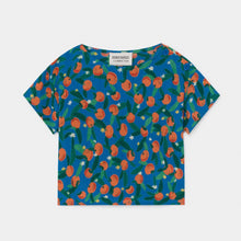 Load image into Gallery viewer, BOBO CHOSES All Over Oranges Blouse by BOBO CHOSES - Mini Pop Style