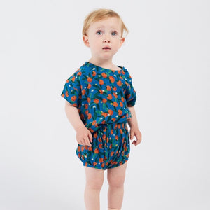 BOBO CHOSES All Over Oranges Blouse - Mini Pop Style