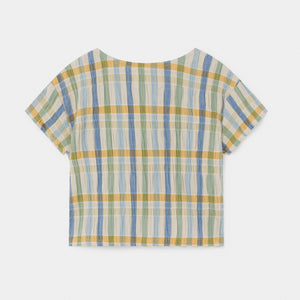 BOBO CHOSES Checker Blouse