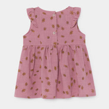 Load image into Gallery viewer, BOBO CHOSES All Over Daisy Ruffle Dress