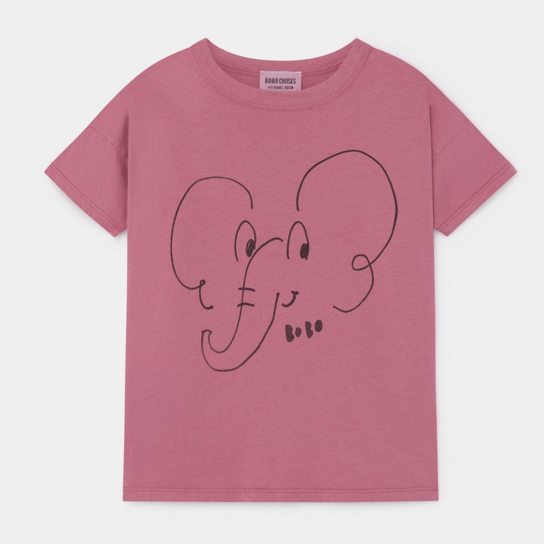 BOBO CHOSES Elephant T-Shirt