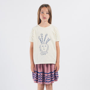 BOBO CHOSES Flowers T-Shirt by BOBO CHOSES - Mini Pop Style