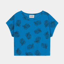Load image into Gallery viewer, BOBO CHOSES All Over Pineapple Short Sleeve T- Shirt by BOBO CHOSES - Mini Pop Style