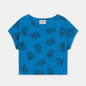 BOBO CHOSES All Over Pineapple Short Sleeve T- Shirt by BOBO CHOSES - Mini Pop Style