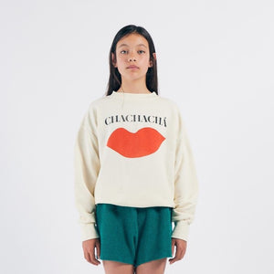 BOBO CHOSES Chachacha Kiss Sweatshirt by BOBO CHOSES - Mini Pop Style