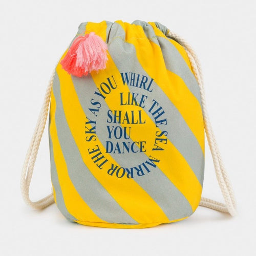 BOBO CHOSES Shall You Dance Lunch Bag - Mini Pop Style