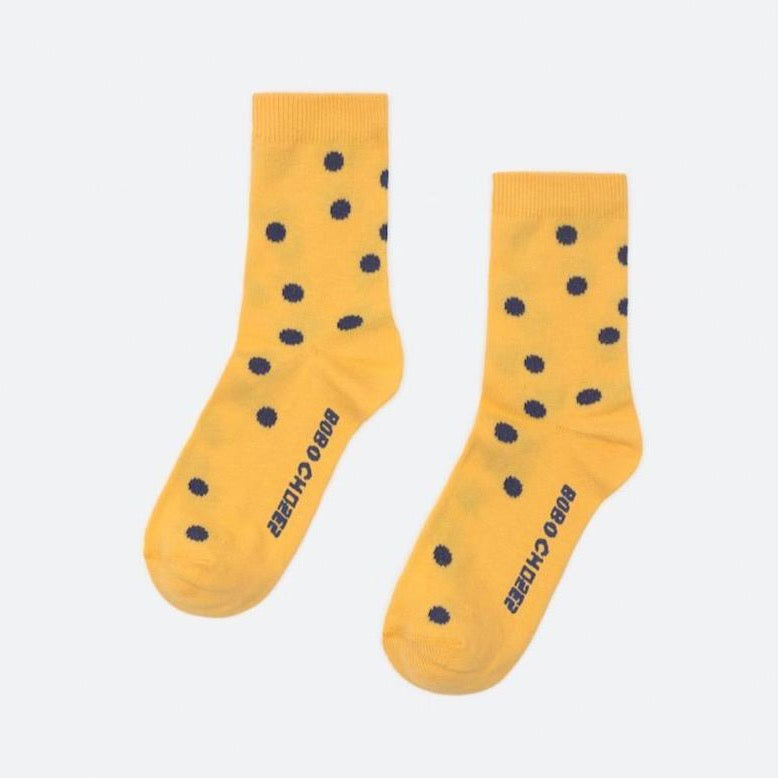 BOBO CHOSES Dots Short Socks by BOBO CHOSES - Mini Pop Style