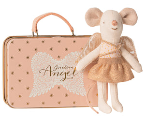MAILEG Guardian Angel in Suitcase // Little Sister by MAILEG - Mini Pop Style