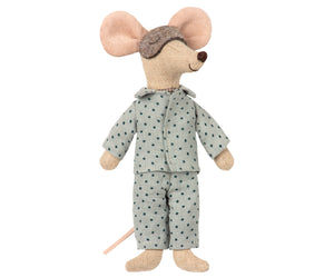 MAILEG Clothes for Mouse // Pyjamas for Dad by MAILEG - Mini Pop Style