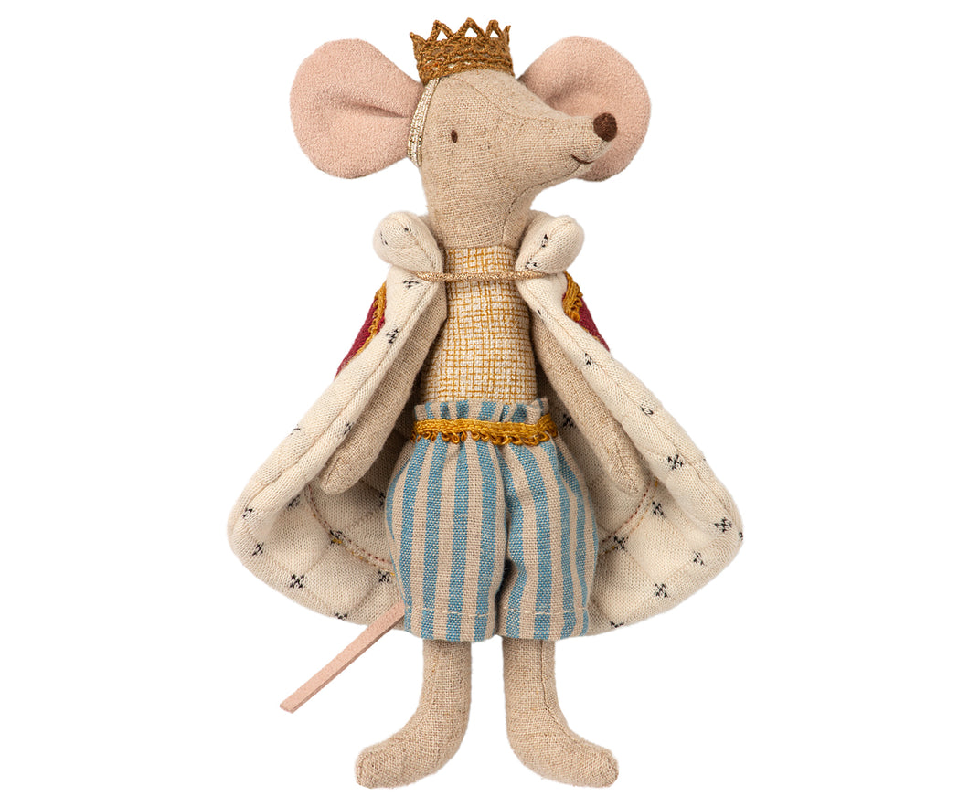 MAILEG King Mouse by MAILEG - Mini Pop Style