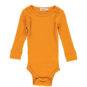 MarMar Plain Body LS // Turmeric by MarMar - Mini Pop Style