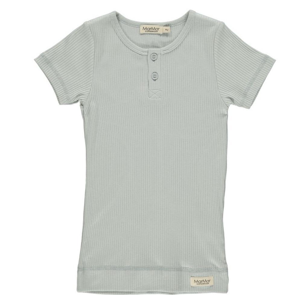 MarMar Tee Short Sleeve // Grey Sky by MarMar - Mini Pop Style