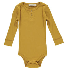 Load image into Gallery viewer, MarMar Body Long Sleeve // Golden by MarMar - Mini Pop Style