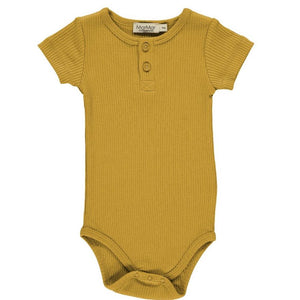 MarMar Body Short Sleeve // Golden