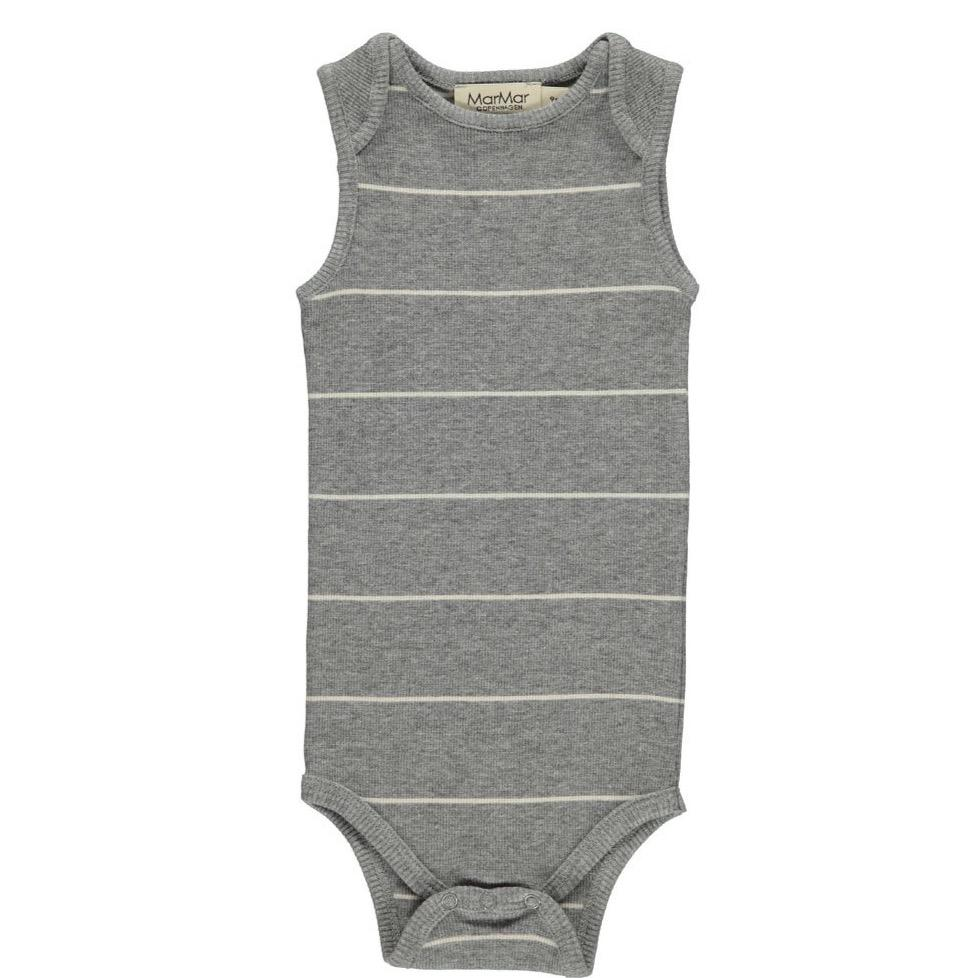 MarMar Bini Body // Off White Stripe by MarMar - Mini Pop Style