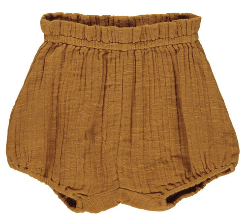 MarMar Pava Shorts // Pumpkin Pie - Mini Pop Style