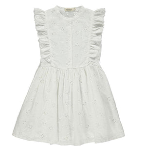 MarMar Deidra Dress // White by MarMar - Mini Pop Style