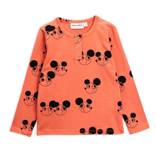 Load image into Gallery viewer, Mini Rodini Ritzratz Grandpa Shirt // Red by Mini Rodini - Mini Pop Style