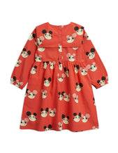 Load image into Gallery viewer, Mini Rodini Ritzratz Sailor Dress // Red