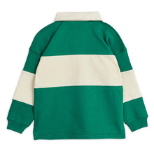 Load image into Gallery viewer, Mini Rodini Rugby Shirt  // Green