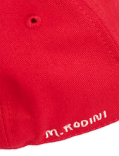 Load image into Gallery viewer, Mini Rodini Game Set Match Cap // Red by Mini Rodini - Mini Pop Style
