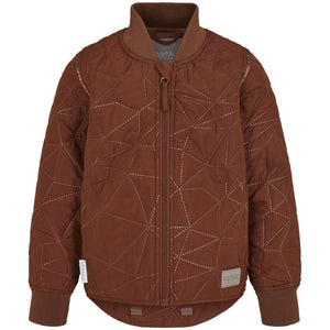 MarMar Orry Thermo Jacket // Chocolate