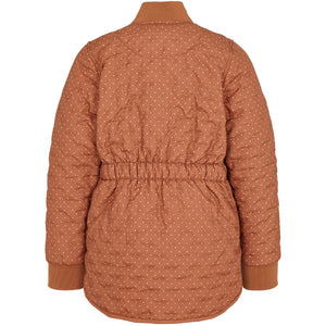 MarMar Oline Thermal Jacket // Desert Red Dotty