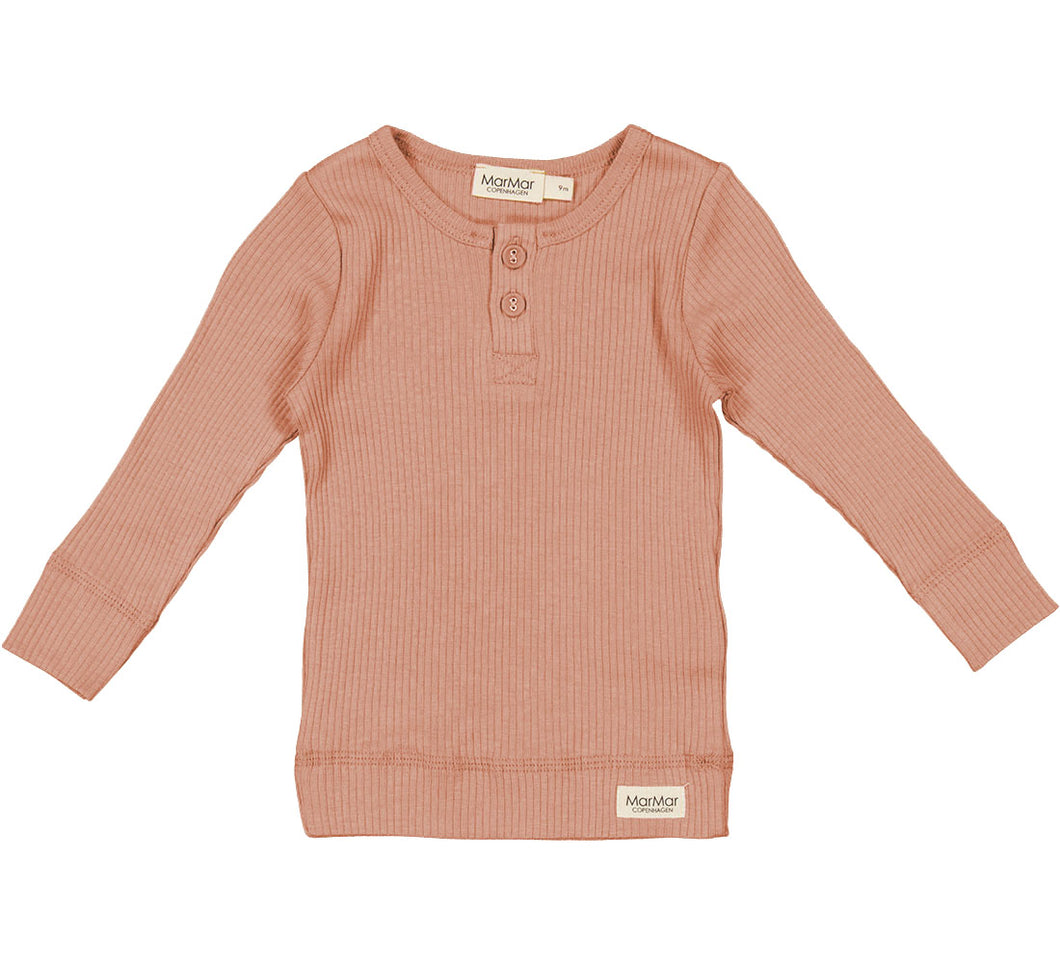 MarMar Tee LS // Rose Brown