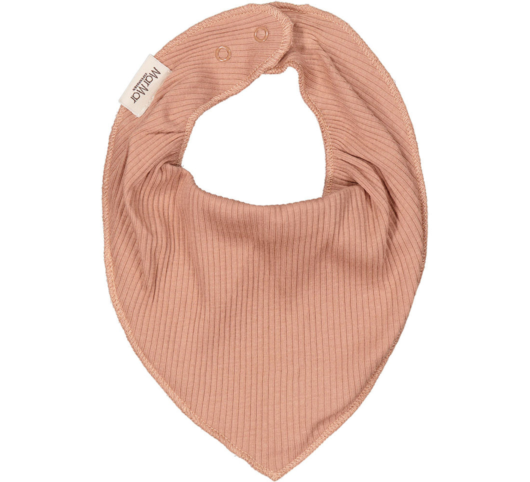 MarMar Dry Bib // Rose Brown